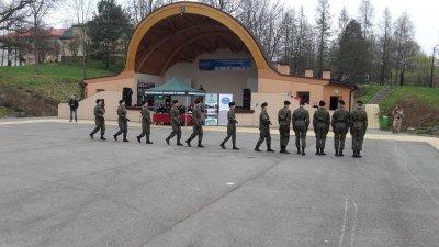 Funkcjonariusze PSG z Tarnowa promowali formację