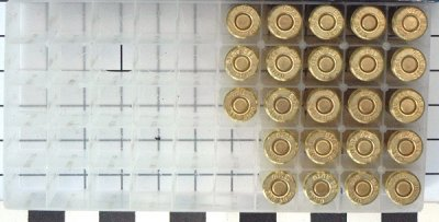 Nielegalna broń i amunicja