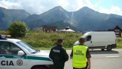 Wspólne patrole polsko-słowackie